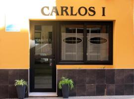 卡洛斯一世酒店, 拉利内阿-德拉康塞普西翁
