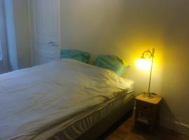 Appartement Cerise, Moutiers