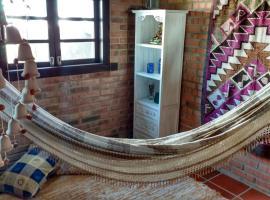Casa Beira Mar Bombinhas - Rancho dos Girassois, Bombinhas