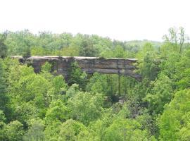 Natural Bridge State Resort Park, Slade