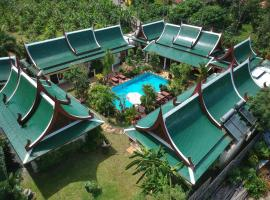 Baan Wanicha Bed and Breakfast Resort