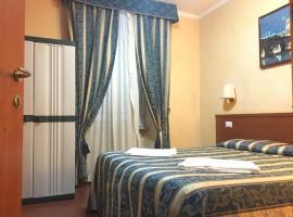 百思特楼卡申罗马酒店, 罗马