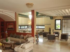 Villa Elyas, מרקש