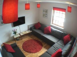 Quire Court Apartment, Gloucester