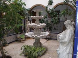 勒班陀旅馆, 梅里那德奥拉菲