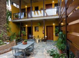 艾索梅达德伽托酒店, 拉拉古纳