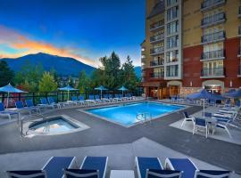 Hilton Whistler Resort & Spa, ويسلار