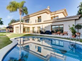 Villa Lirios, Marbella