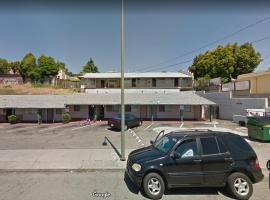 Commodore Motel, Oakland