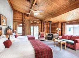 Kenai Princess Wilderness Lodge, Cooper Landing