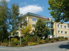 Hotel Haus Birken, Bad Steben