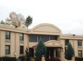 联排别墅旅馆及套房, 埃尔姆伍德帕克