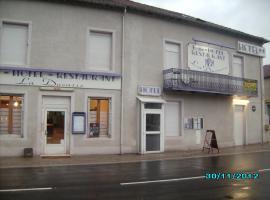 Hôtel La Ducasse, Coussey