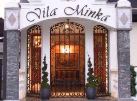 شقق فيلا مينكا الفندقية