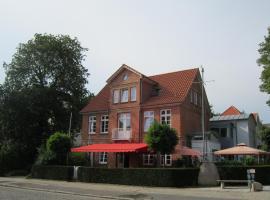 贝格多夫赫尔酒店, 汉堡
