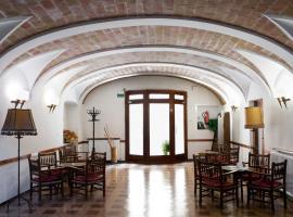 法布雷亚斯旅馆, 卡尔德斯德马拉维亚