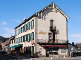 Hotel des voyageurs Chez Betty, Neussargues-Moissac