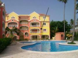 Apartamento B6 El Dorado Village, פונטה קאנה