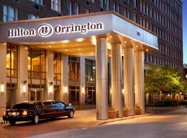 奥灵顿/埃文斯顿希尔顿酒店