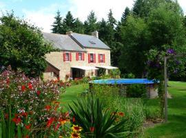 Chambres d'hôtes Le Bas Rassinoux, Saint-Ouen-des-Alleux
