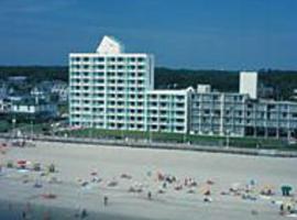 贝蒙特海滨旅馆套房酒店, 弗吉尼亚海滩