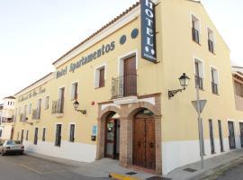 德多恩路易斯拉哈西恩酒店, Jimena de la Frontera
