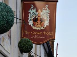 The Crown Hotel, لوكربي