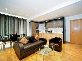 Staycity Serviced Apartments- West End, Edinburg