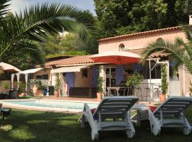 Villa Bellebo, Vence