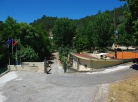 露营和简易别墅彭特里安特达露营地, 奥利维拉多霍斯比托