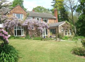 Howden House Bed and Breakfast, تيفرتون