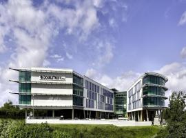 DoubleTree by Hilton Hotel Newcastle International Airport, Newcastle upon Tyne