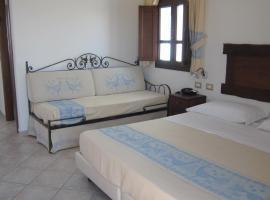 Hotel Nuraghe Arvu, كالا غونوني