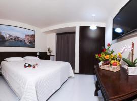 阿瓜伊瓜苏中心酒店, 伊瓜苏