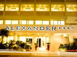 Hotel Alexander, Riccione