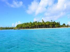 Blue Heaven Island, בורה בורה