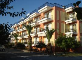 Fani Hotel, לאוטרה אדיפסאו