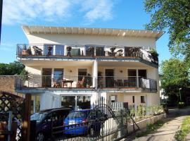 Pension und Gästehaus Grothe, Ostseebad Zinnowitz