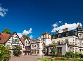 小岛城堡Spa酒店