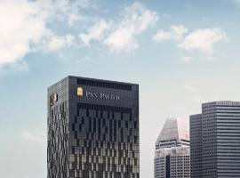 Pan Pacific Serviced Suites Beach Road