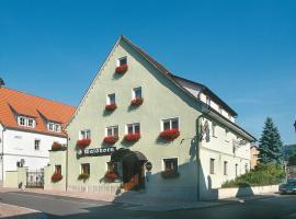 Hotel-Restaurant Waldhorn, ينغارتن