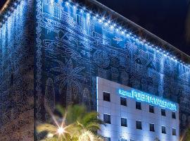 西尔肯瓦伦西亚之门酒店, 瓦伦西亚