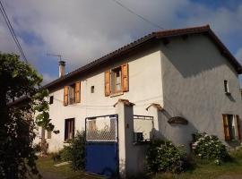 La Ferme de l'Orme-Vial, Saint-Galmier