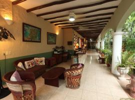 Casa Quetzal Boutique Hotel, فالادوليد