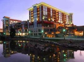 Hampton Inn & Suites Greenville-Downtown-Riverplace, جرينفيل