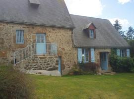 La Jeusserie, Châtillon-sur-Colmont