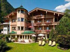 Hotel Garni Glockenstuhl, Mayrhofen