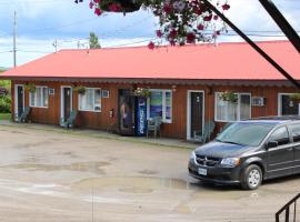 Hawberry Motel