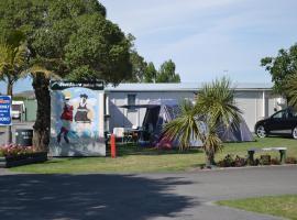 Affordable Westshore Holiday Park Napier, نابيير