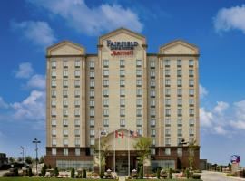 Fairfield Inn & Suites by Marriott Toronto Airport, Mississauga
